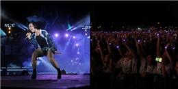 Những khoảnh khắc đẹp của Lễ hội âm nhạc dã ngoại hoành tráng nhất trong năm