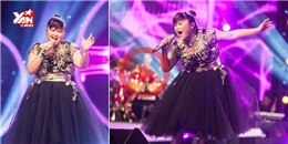 'Nàng béo' Bích Ngọc chinh phục giám khảo nước Mỹ khi cover hit khủng của Whitney Houston