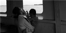 Người mẹ mỗi ngày vượt 160 km đưa con lên Sài Gòn