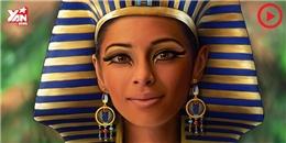 Đi tìm ẩn số vị Pharaoh huyền bí bị xóa khỏi lịch sử Ai Cập