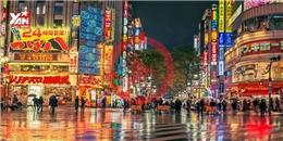 Bạn sẽ thấy gì suốt 24 tiếng ở Tokyo?