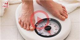 Giảm cân bằng cách... ăn khỏe, ngủ nhiều