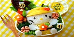 Gil Lê - Chí Thiện hướng dẫn cách làm cơm hộp Bento Nhật Bản cực kì đơn giản, ngon và đẹp mắt