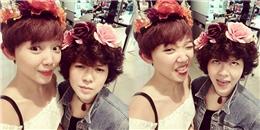 Hai cô Tiên  của Vpop bí mật làm sản phẩm kết hợp tặng fan?