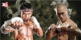 Trận tỉ thí giữa hai võ sĩ bậc nhất của hai trường phái võ thuật