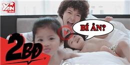 [2BĐ] Tiên Tiên hé lộ bí mật về hai em bé trên bìa Say You Do