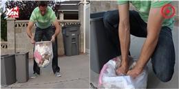 Khốn khổ với túi đựng rác? Xem ngay để giải quyết trong 3 phút
