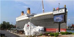 Cận cảnh bảo tàng Titanic sống động như thật