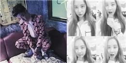 T.O.P thông báo tour diễn của Big Bang, Seohyun khoe ảnh trắng đen cực dễ thương