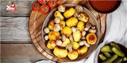 Cùng tìm hiểu thêm về anh bạn khoai tây hữu ích