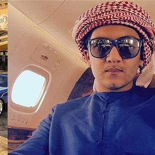 Cuộc sống xa hoa của thiếu gia giàu nhất nhì Dubai gây sốt cộng động mạng