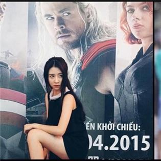 Quỳnh Anh Shyn  hóa siêu nhân , Phương Ly đẹp  ngất ngây  trong loạt ảnh mới