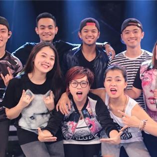 Top 8 Vietnam Idol hăng say tập luyện với nhà sản xuất âm nhạc thế giới