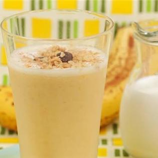 Tự tay làm sữa lắc vị chuối cực mát cho ngày hè oi bức