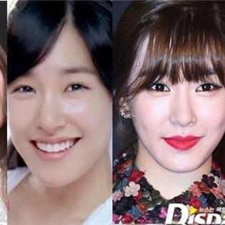 Sắc đẹp của mỹ nhân Kpop thay đổi  180 độ  khi trang điểm