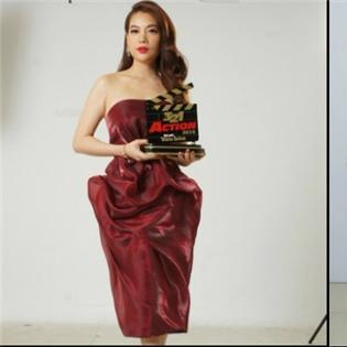 Trương Ngọc Ánh làm giám khảo cuộc thi phim ngắn 3,2,1 Action mùa thứ 3
