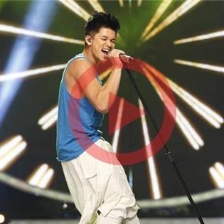 Hotboy Việt kiều  rất gần với đẳng cấp của một ngôi sao quốc tế