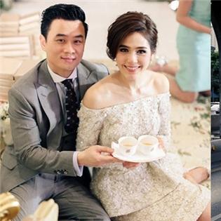 Lễ ăn hỏi tiêu tốn gần 70 tỉ xa hoa bậc nhất của nữ hoàng showbiz Thái Lan