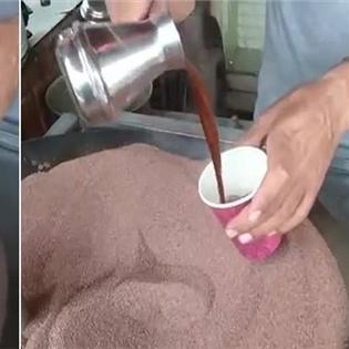 Độc đáo với kiểu pha chế cà phê của người Thổ Nhĩ Kỳ