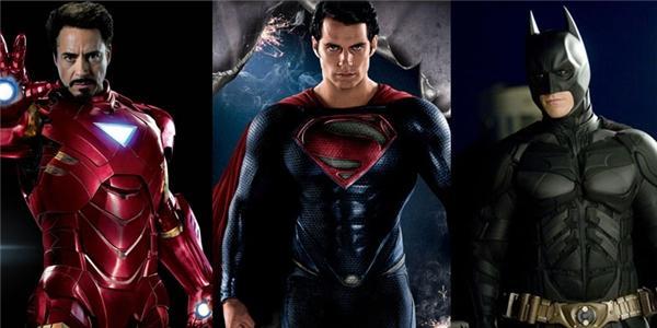 Sốc với độ chênh lệch giàu - nghèo của các siêu anh hùng trong thế giới truyện tranh
