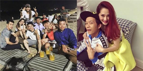 Bảo Anh mừng rỡ ôm chầm  ba  Linh, Thanh Duy rủ rê bạn bè...  đi bụi