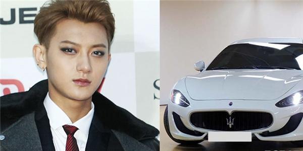 Tao (EXO) bán siêu xe đã từng lái ở Hàn, quyết định không quay về?