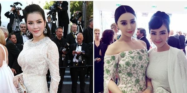 Lý Nhã Kỳ lần đầu trải lòng về tư cách có mặt ở LHP Cannes