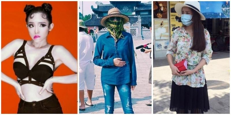 Sao Việt và những bí kíp chống nóng  không ngại xấu