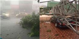 Cảnh báo: Mưa dông kinh hoàng sẽ tiếp tục xảy ra tại Hà Nội