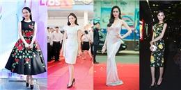 Những trang phục lộng lẫy giúp sao Việt tỏa sáng trên thảm đỏ tuần qua