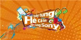 'Quẩy tung' hè cá tính cùng Sony