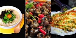 """Chảy nước miếng với những món ăn đường phố """"cứ mưa là thèm"""" của Sài Gòn"""