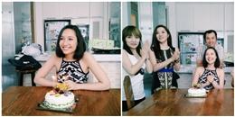 Anna Trương đón sinh nhật ngay trong ngày đầu tiên ngồi ghế giám khảo