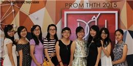 Prom night Trung học thực hành 2015 - Từ kỷ niệm đến 'Dấu ấn'