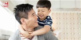 Xúc động những khoảnh khắc khó quên của bố và con