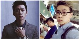 """""""Đứng tim"""" với cậu bạn Việt bảnh trai như thần tượng xứ Hàn"""