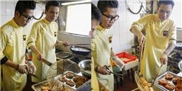 Khắc Việt 'giải nghệ' chuyển hướng bán bún đậu?