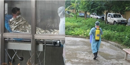 Cách ly khẩn cấp hai người nghi nhiễm MERS tại Đà Lạt