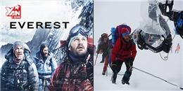Bão tuyết kinh hoàng trên đỉnh Everest hết sức hoành tráng trên phim