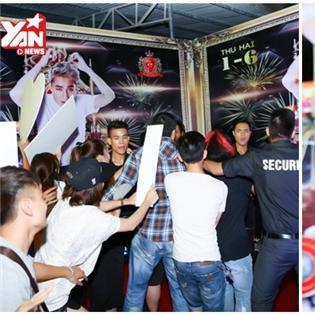 Thực hư chuyện bản sao Sơn Tùng bị fan tấn công
