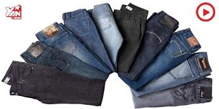 Chiếc quần jeans bạn mặc hàng ngày cũng có lắm bí mật!