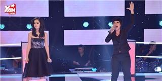 Cô gái vừa ăn kẹo vừa hát  hóa tomboy trên sân khấu The Voice