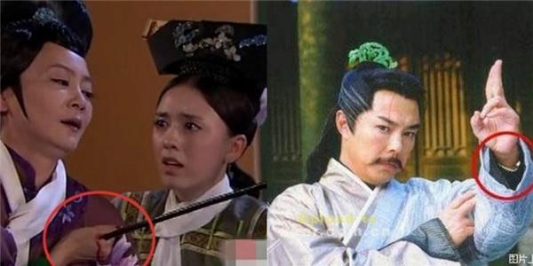 """Những """"hạt sạn"""" ngớ ngẩn nhan nhản trong phim truyền hình Trung Quốc"""
