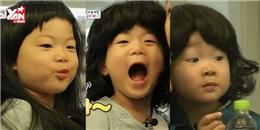Cười đau bụng khi ba anh em nhà Song bỗng biến thành bé gái