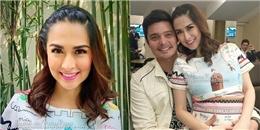 Mỹ nhân đẹp nhất Philippines tiết lộ tên con gái