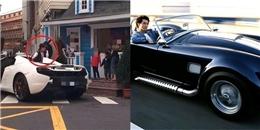 Lâm Chí Dĩnh dùng siêu xe đưa đón quý tử, vi phạm luật giao thông