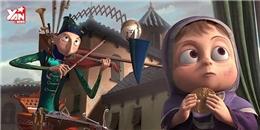 Ban nhạc một người , phim hoạt hình ngắn thú vị của Pixar