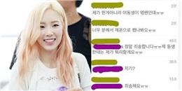 Anti-fan lũ lượt hối lỗi sau khi Taeyeon đòi đi kiện