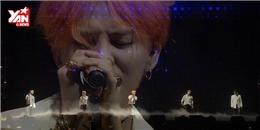 BigBang trình diễn live khiến fan 'gục ngã'