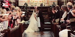 Những clip cưới đẹp mê ly khiến bạn chỉ muốn  cưới liền tay